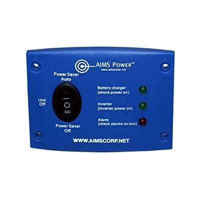 AIMS Power LED Remote Panel for Inverter Chargers Only: Automotive