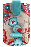 Oilily iPhone 3, 4 & 4S Hülle Pull Case 801 biscuit