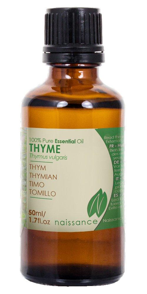 Naissance Tomillo - Aceite Esencial 100% Puro - 50ml
