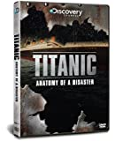 TITANIC: Anatomy Of A Disaster [DVD] [Reino Unido]