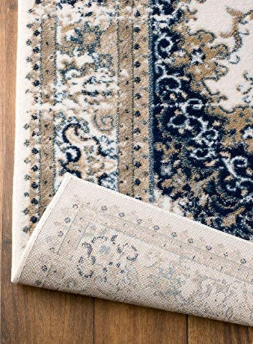 MADISON COLLECTION 401 Vintage Distressed Style Area Rug Clearance Soft Pile Durable Size Option 5 x 7 , 5 x 7
