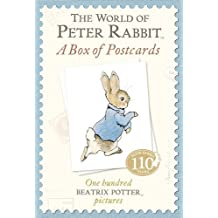 World Of Peter Rabbit A Box Of Postcards, The ,by Potter, Beatrix ( 2011 ) Cards