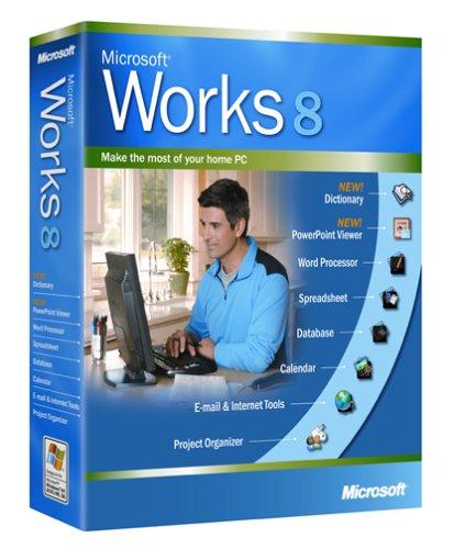Microsoft Works 8.0 - Old Version