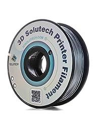 3D Solutech Silver Metal 3D Printer PLA Filament 1.75MM Filam...