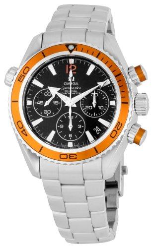 Omega Womens 222.30.38.50.01.002 Seamaster Black Dial Watch