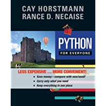 Python for Everyone by Cay S. Horstmann (2013-03-18)
