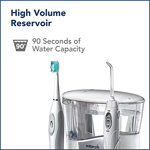 Waterpik Ortho Care Water Flosser + Sonic Toothbrush by Waterpik (Image #13)