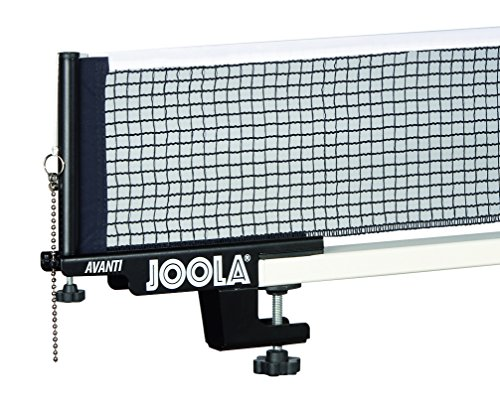 JOOLA Premium Avanti Table Tennis Net and Post Set - Portable and Easy Setup 72