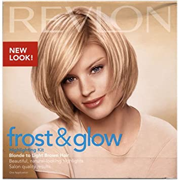 Amazon revlon frost glow highlighting kit 1 ea hair revlon frost glow highlighting kit pmusecretfo Choice Image