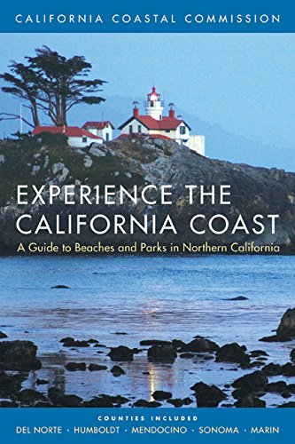 EXPERIENCE CALIFORNIA COAST A GUIDE TO BEACHES AND PARKS By California Coastal - $11.75
