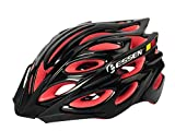 E ESSEN Adult Mountain Bike Helmet for Bicycle and Racing Review