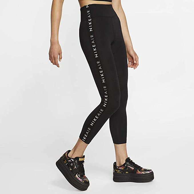 Amazon.com: Nike Womens Sportswear Air Tape Leggings: Clothing