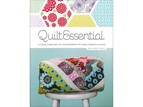 Stash Books An Imprint of C & T Publishing SSH11016 Quilt Essential Book