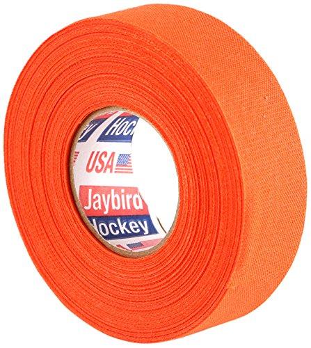 Jaybird & Mais Bulk Case Pack Cloth Hockey Tape, Orange by Jaybird
