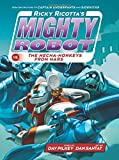 Ricky Ricotta's Mighty Robot vs. The Mecha-monkeys From Mars (Book 4) - Library Edition