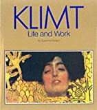 Front cover for the book Klimt Life and Work by Susanna Partsch