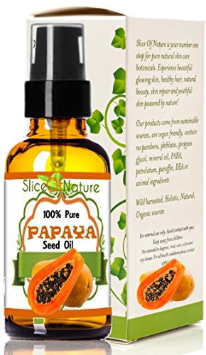 Slice Of Nature Papaya Oil