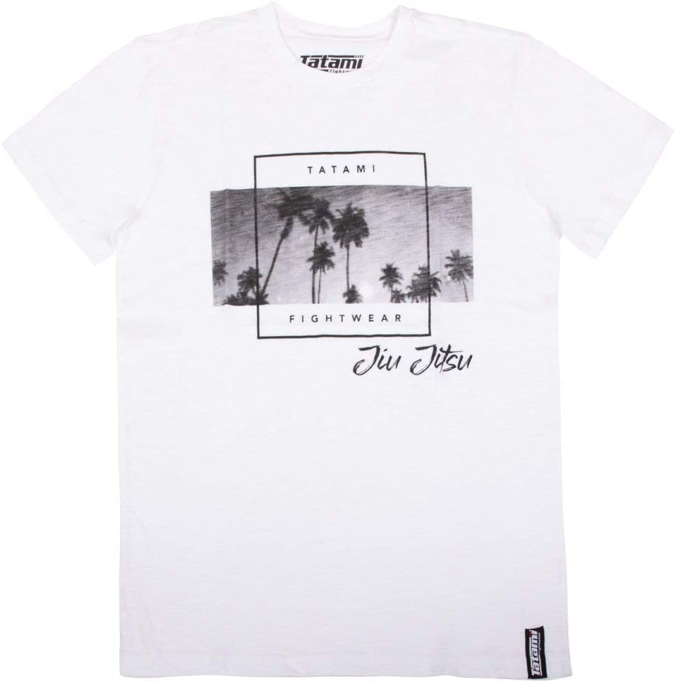 Tatami Fightwear Iconic T-Shirt White