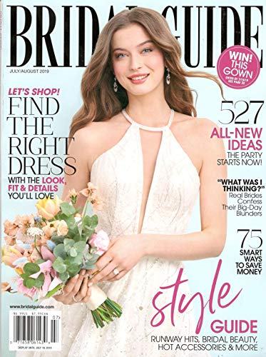 Bridal Guide Magazine (July/August, 2019) Style Guide