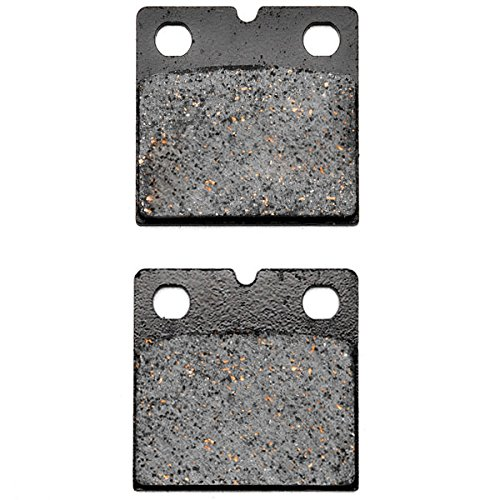 KMG 2009-2010 Indian Chief Standard (Brembo calipers) Rear Non-Metallic Organic NAO Disc Brake Pads