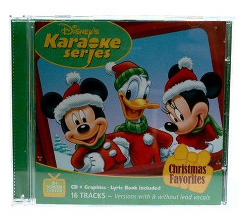 Click for larger image of Disney's Karaoke: Christmas Favorites