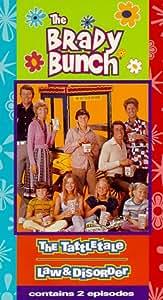 Brady Bunch 2 - Tattletale/Law & Disorder [VHS]