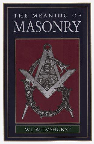 The Meaning of Masonry - North Bend Wa