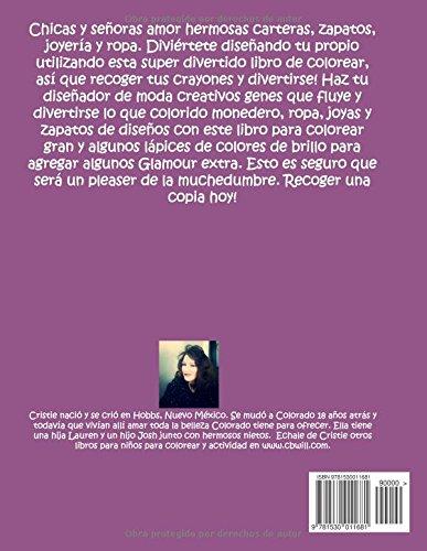 Lo que una chica quiere: Libro para colorear (Spanish Edition): Cristie Will: 9781530011681: Amazon.com: Books
