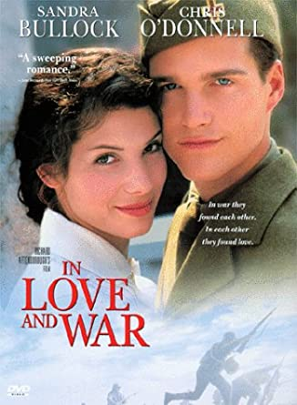 Amazon com: In Love and War: Sandra Bullock, Chris O'Donnell