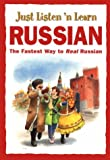 img - for Just Listen 'N Learn Russian book / textbook / text book