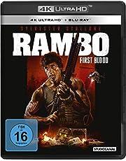 Rambo - First Blood  (4K Ultra HD) [Italia] [Blu-ray]