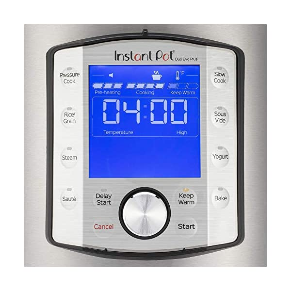 Instant Pot 6QT Duo Evo Plus Electric Pressure Cooker, 6 quart (Renewed) 5