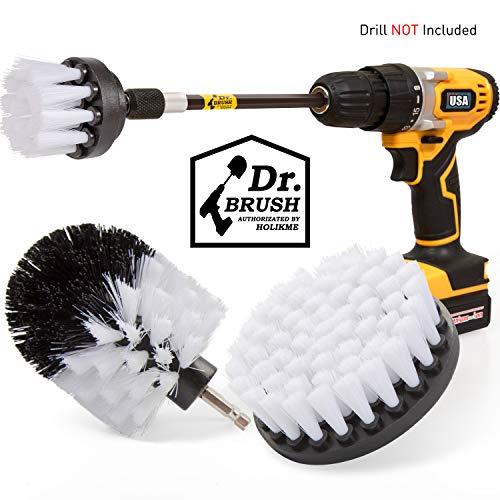 Holikme 4Pack Drill Brush