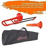 pInstrument Plastic Kids pBone Mini Trombone