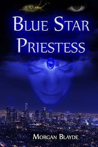 book cover of Blue Star Priestess