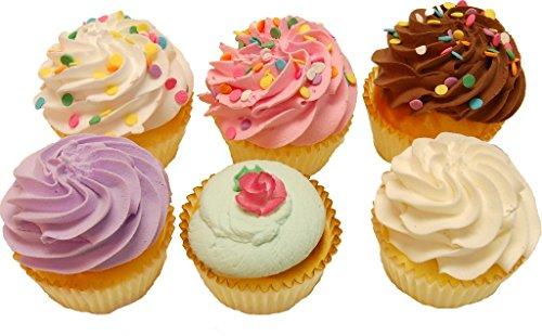 Fake Cupcakes 6 Pack Cupcake