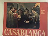Casablanca: Set of 4 Color Movie Prints