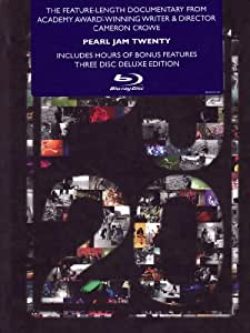 Pearl Jam - Pearl Jam twenty(deluxe edition) [Blu-ray]