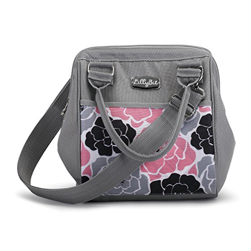 DEMDACO Lillybit Day Pack, Floral