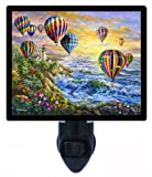 Hot Air Balloon Night Light - Summer Glow