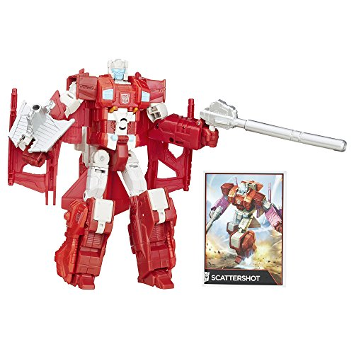 [Transformers Generations Combiner Wars Voyager Class Scattershot Figure] (Horse Costume Class)
