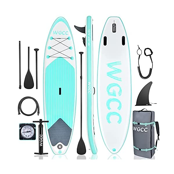 WGCC Stand Up Paddle Board Inflatable