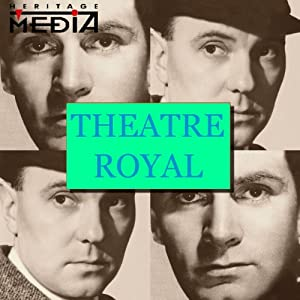 Classic English and Scottish Dramas Starring Ralph Richardson and John Mills, Volume 2 Radio/TV Program
