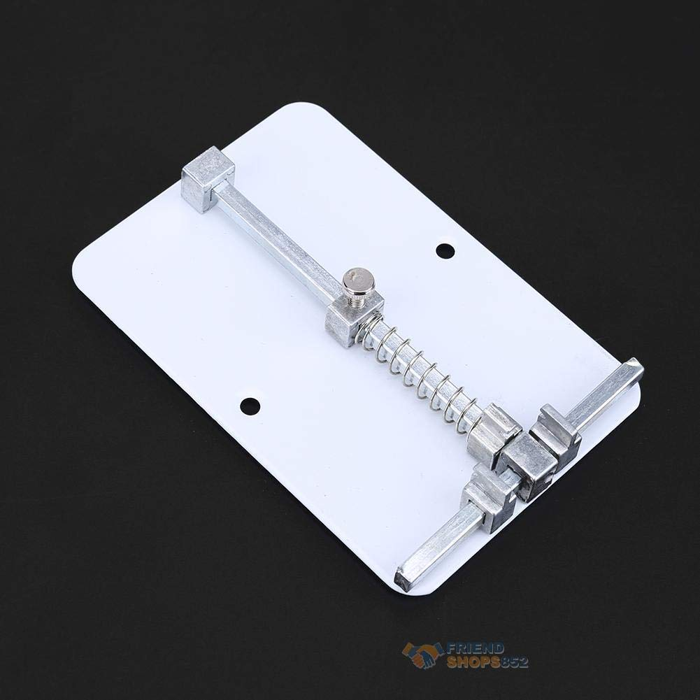 Ast Works Stainless Steel Cell Phone Pcb Holder Stand Fixtures Repairing Circuit Boards For Electronics