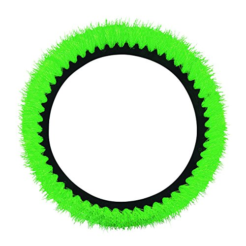 oreck-commercial-237057-crimped-polypropylene-scrub-orbiter-brush-12-diameter-0015-bristle-diameter-