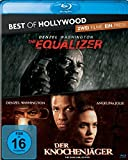 The Equalizer/Der Knochenjäger - Best of Hollywood/2 Movie Collector's Pack 95 [Blu-ray]