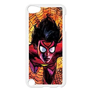 iPod Touch 5 Case White Jessica Drew The Spider Woman LV7128374