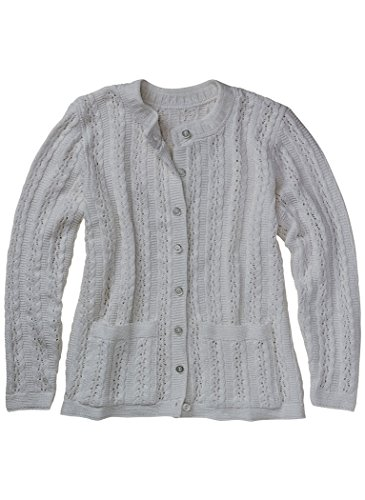 Misses Cable Knit (AmeriMark Cable Stitch Cardigan)
