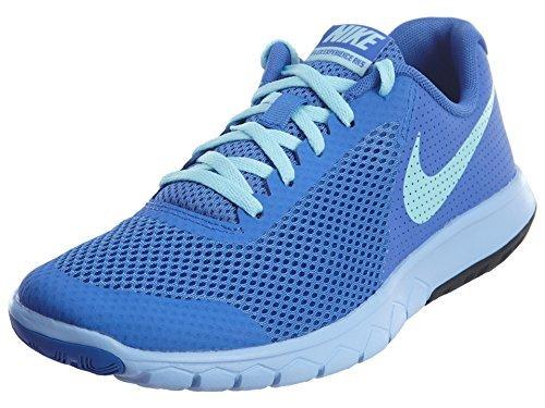 Nike Kids Flex Experience 5 Big Kid Medium Blue/Still Blue/A