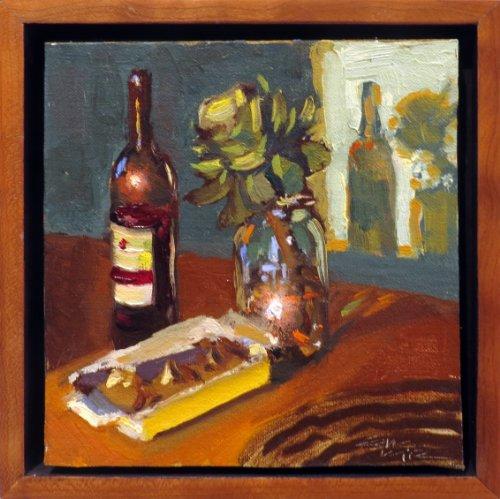 Wine & Roasted Garlic - Wine Roasted